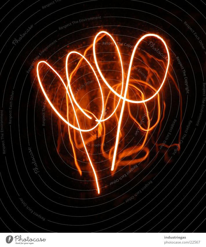 Lamp Dark Glass Blaze Technology Hot Wire Electric bulb Neon light Spiral Glow Electrical equipment Piston Filament