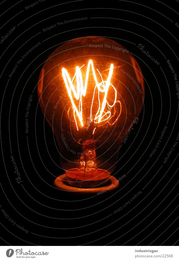 bulb01 Electric bulb Filament Wire Spiral Dark Light Piston Lamp Glow Hot Neon light Electrical equipment Technology tungsten Blaze Glass