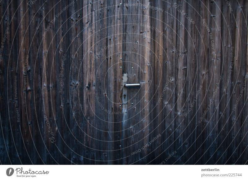 Old Wood Door Entrance Door handle Garage Way out Scales Wooden door Wooden gate