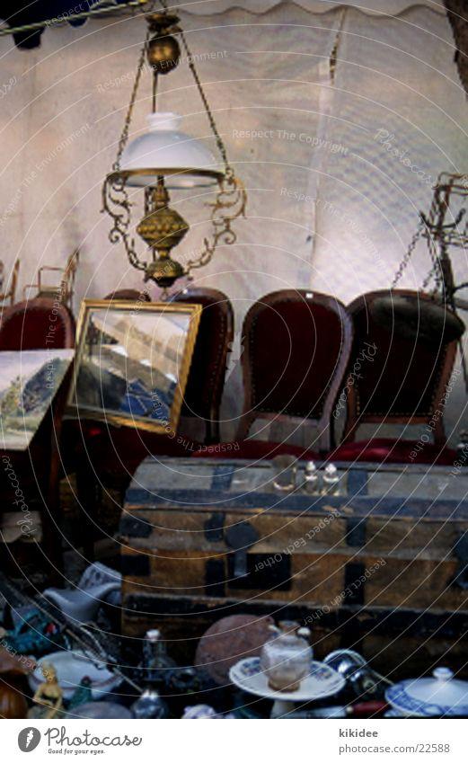 France flea Junk Chair