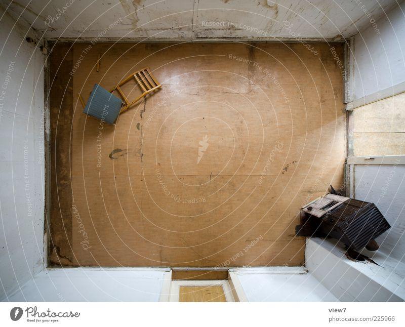 Old Loneliness Emotions Wood Stone Line Brown Door Room Authentic Esthetic Broken Gloomy Change Uniqueness Chair