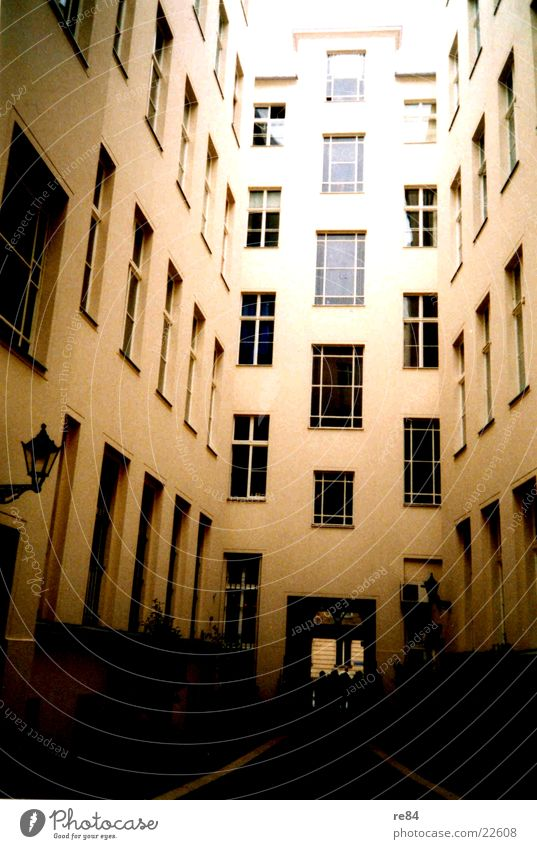 Window Architecture Berlin Farm