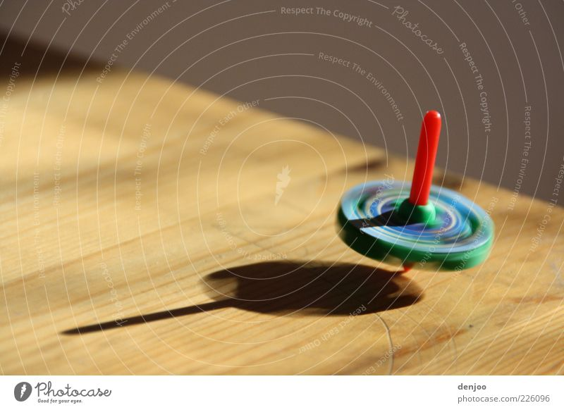 Playing Movement Speed Table Kitsch Toys Rotate Rotation Vertigo Action Children's game Odds and ends Gyroscope
