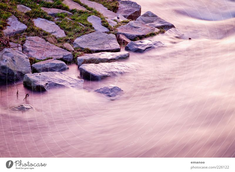 Nature Water Grass Movement Stone Power Coast Waves Environment Wet Speed Island River Soft Threat Fluid