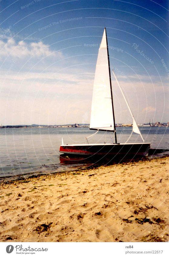 Water Sun Beach Loneliness Sports Romance Sailing England