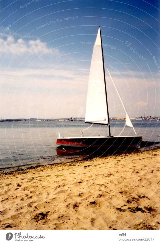 Water Sun Beach Loneliness Sports Romance Sailing England