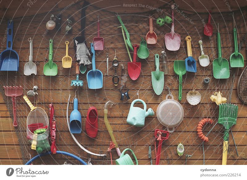 flotsam and jetsam Wall (barrier) Wall (building) Uniqueness Leisure and hobbies Idea Creativity Arrangement Transience Value Toys Net Wooden wall Collection