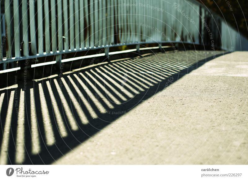 Blue Gray Bridge Handrail Bridge railing