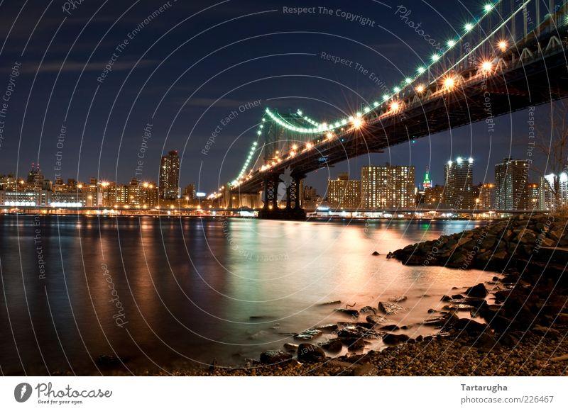 Water Old Blue City Red Vacation & Travel Black Architecture Bridge River USA Violet Skyline Americas Landmark