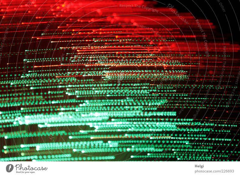 wuuuuuush..... Lamp Lamplight Lighting Movement Illuminate Exceptional Simple Crazy Green Red Black Esthetic Bizarre Uniqueness Colour Speed Idea Creativity