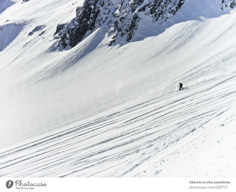 Human being Joy Sports Snow Freedom Mountain Happy Ice Leisure and hobbies Trip Rock Skiing Frost Joie de vivre (Vitality) To enjoy Winter sports