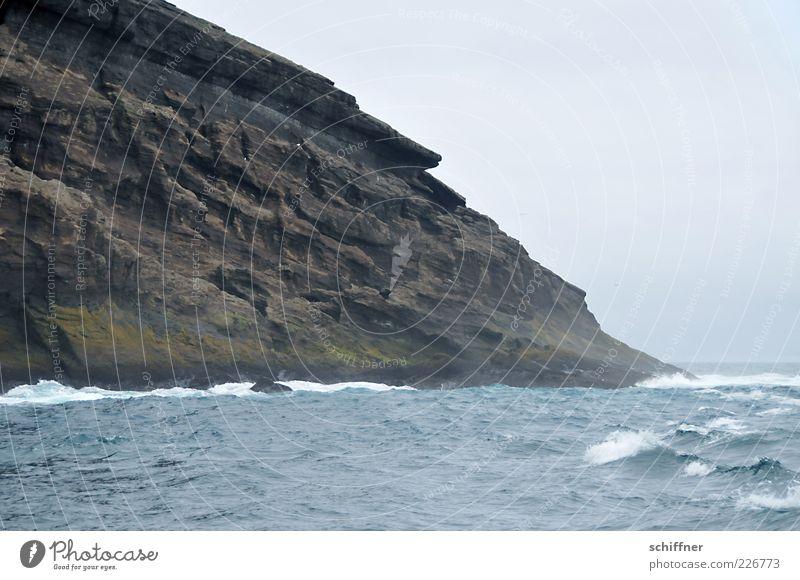 Nature Water Ocean Landscape Clouds Coast Rock Horizon Rain Waves Wind Island Threat Elements Bay Gale