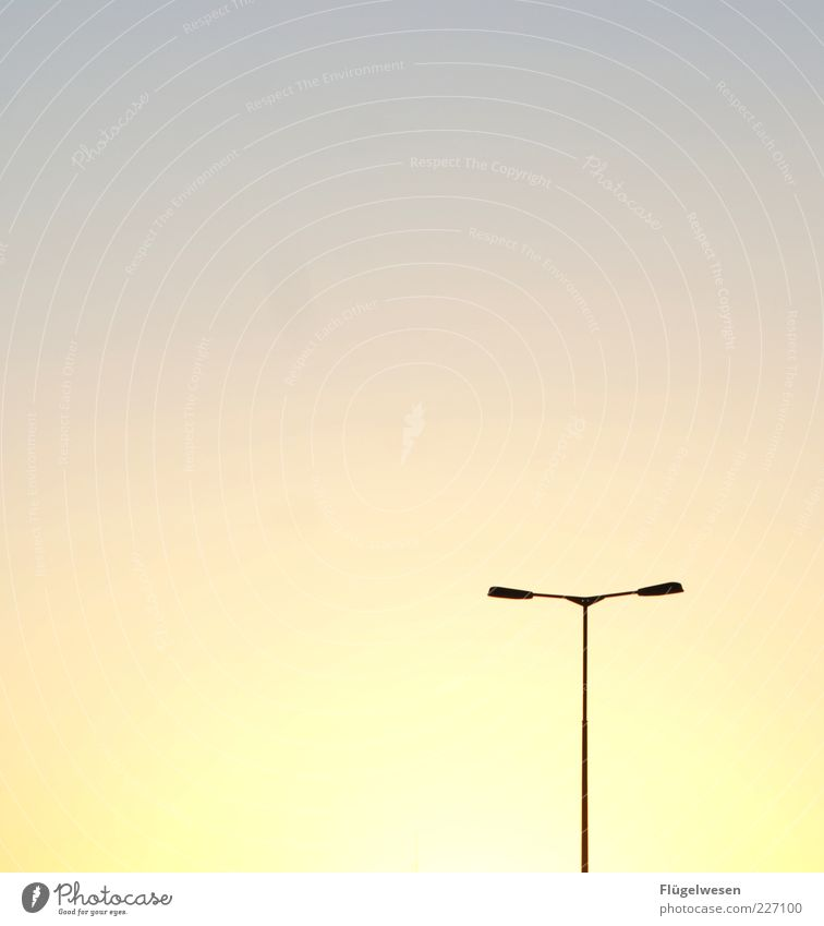 Sky Lamp Bright Weather Lighting Lantern Street lighting Cloudless sky