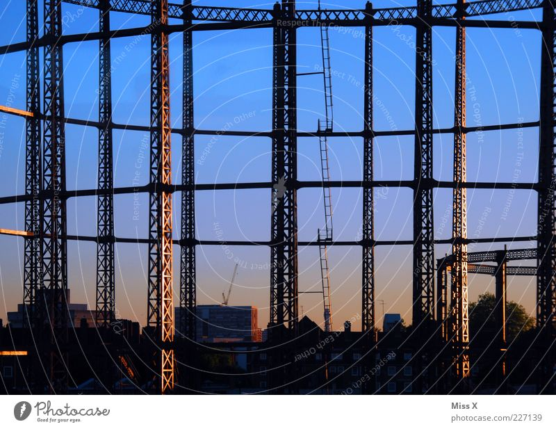 City Architecture Large Manmade structures Ladder Build Capital city Scaffolding House building Steel carrier Steel Construction site Structural engineering Steel construction High-rise building