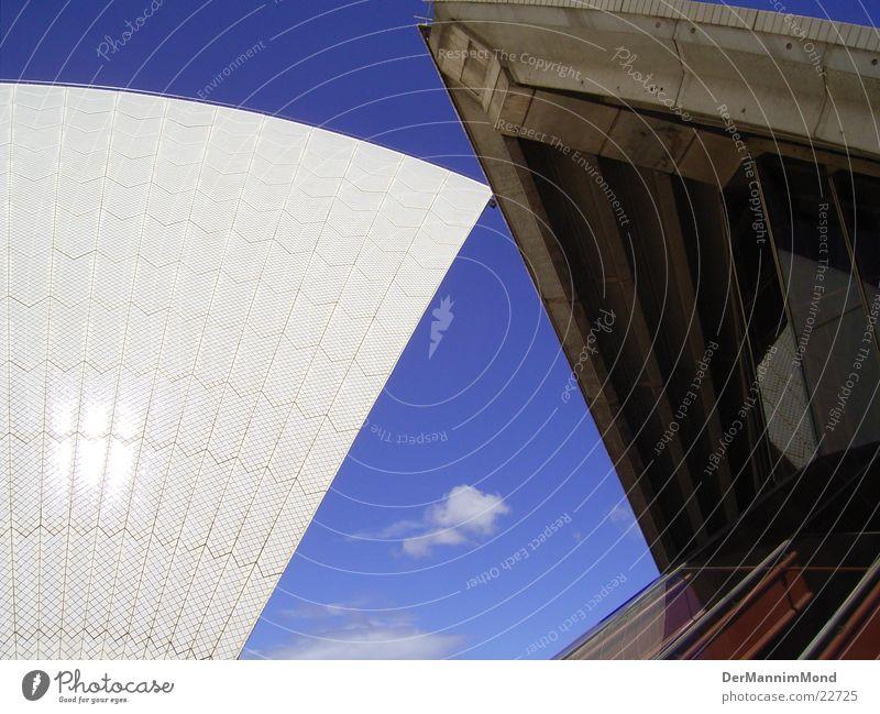 Architecture Roof Opera Sydney Australia