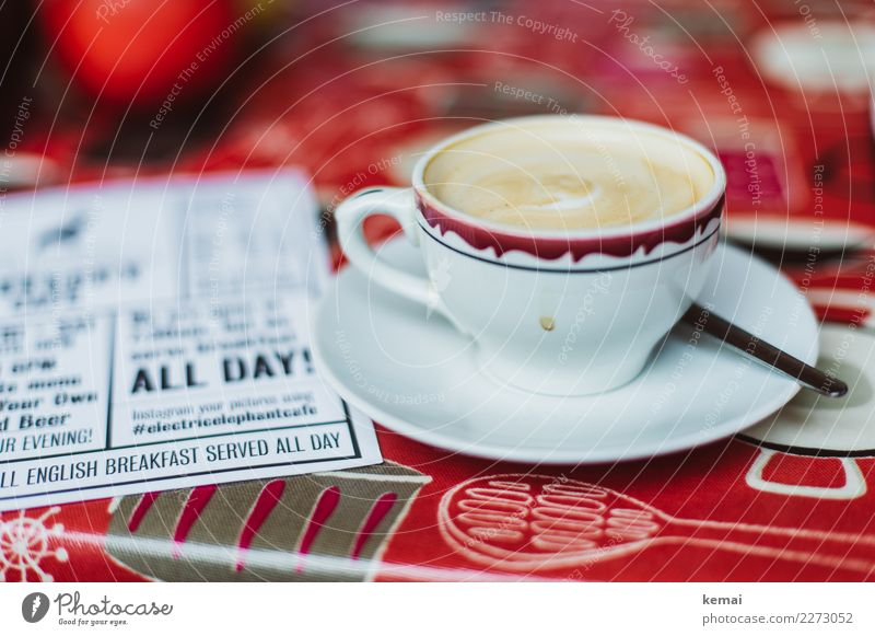 ALL DAY English breakfast Breakfast Beverage Hot drink Coffee Cup Saucer Lifestyle Harmonious Well-being Calm Leisure and hobbies Living or residing Table