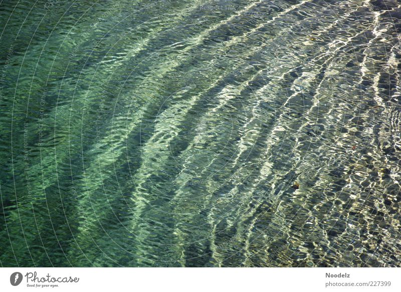 Nature Water Vacation & Travel Ocean Cold Environment Waves Wet Glittering Fresh Esthetic Authentic Elements Fantastic Fluid Surface of water