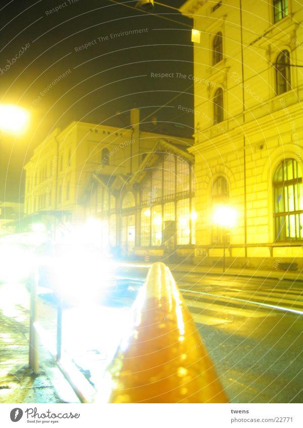 Highway Night shot