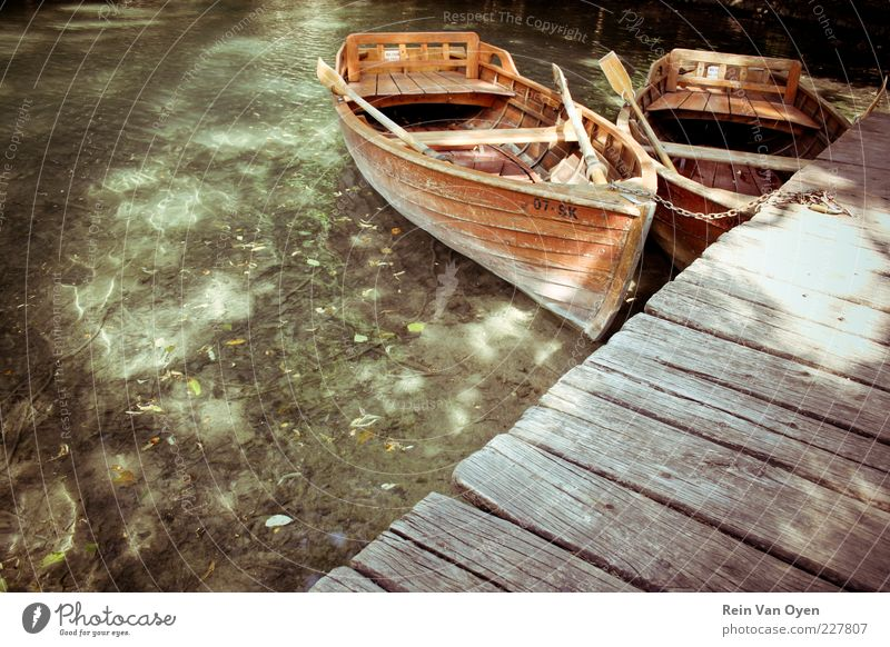 Baby boats Old Water Sun Summer Joy Beach Environment Life Wood Warmth Happy Coast Lake Waves Exceptional Esthetic