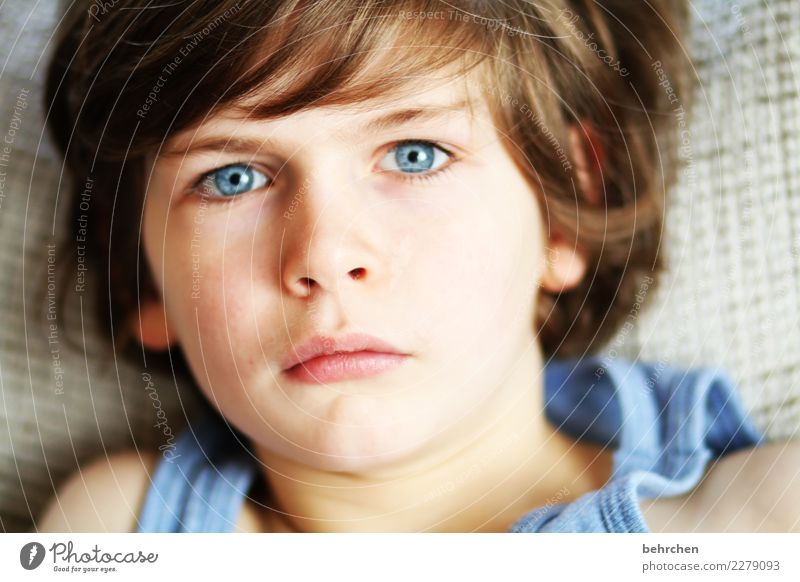 Child Human being Beautiful Face Eyes Family & Relations Boy (child) Hair and hairstyles Head Dream Body Infancy Meditative Skin Mouth Nose