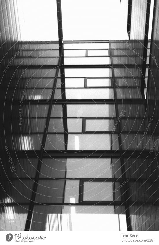max_planck_01 Institute Light Science & Research Architecture Black & white photo Shadow
