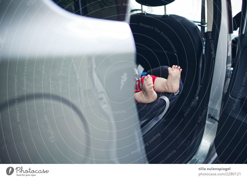 Child Vacation & Travel Naked Summer Life Small Feet Trip Leisure and hobbies Car Infancy Sit Adventure Baby Wait Cute