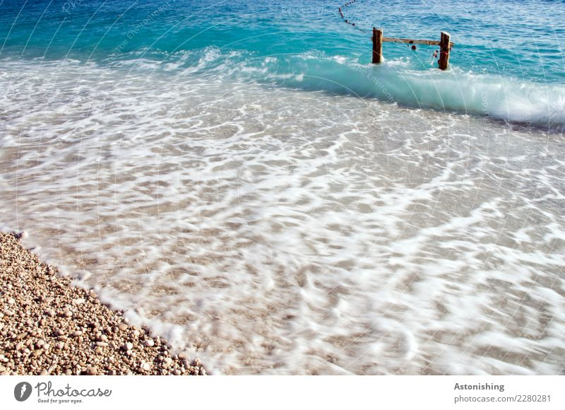 Nature Vacation & Travel Blue Summer Water White Ocean Beach Black Environment Coast Wood Sand Weather Waves Beautiful weather