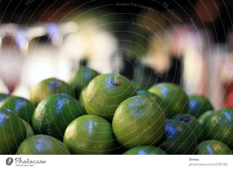 Green Colour Healthy Small Fresh Round Pure Fragrance Many Exotic Quality Sense of taste Heap Sour Lime Fruit