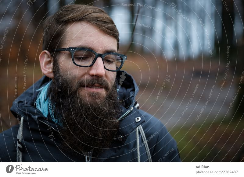 Goldenberg III Body Hair and hairstyles Face Hiking Human being Masculine Man Adults Head 1 30 - 45 years Environment Nature Landscape Plant Animal Winter