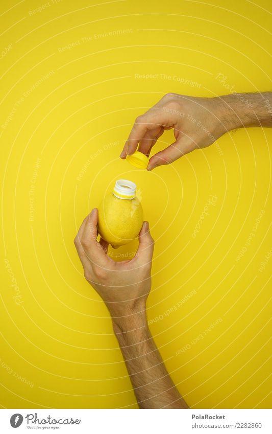 #AS# Direct Juice Lemon Art Esthetic direct juice Juicy Bottle of juice Juice glass Fresh Healthy Healthy Eating Natural Yellow Colour photo Multicoloured