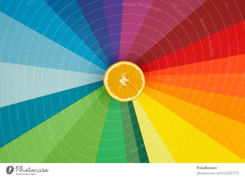 Blue Green Red Eating Warmth Yellow Cold Orange Fruit Creativity Sweet Fitness Violet Sports Training Diet