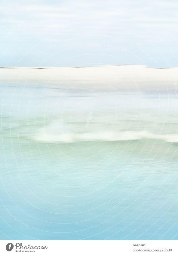 Nature Water Ocean Beach Landscape Coast Bright Waves Exceptional Light blue Amrum