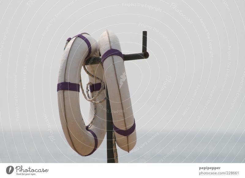 Water Ocean Beach Waves Life belt Detail SOS Iron rod