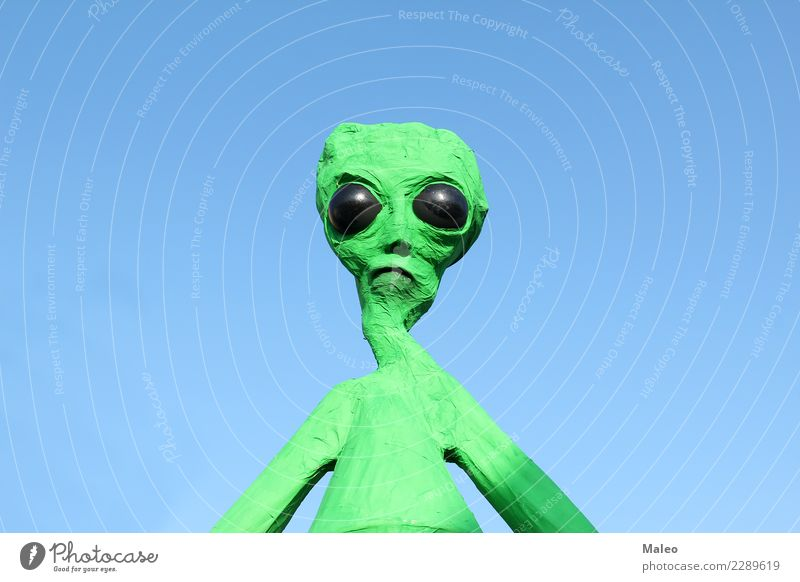 alien Extraterrestrial being UFO Character Futurism Paranormal Monster Human being Living thing Creepy Eyes xfiles Fantasy literature Visitor Green Future