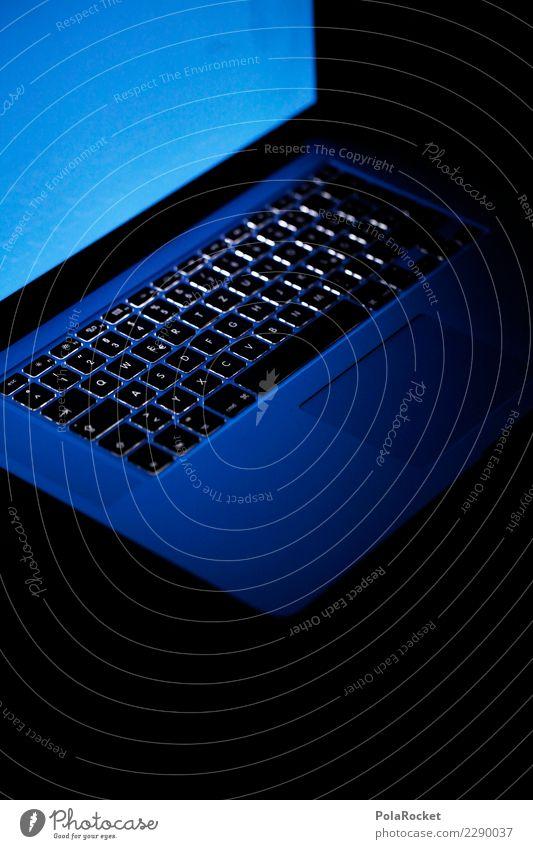 #AS# Technology Art Work of art Esthetic Notebook Keyboard Work and employment Internet Screen Electronics Mobility Digital Digital photography Blue workflow