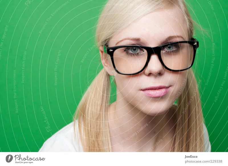 Woman Beautiful Adults Face Life Sadness Dream Blonde Authentic Lifestyle Eyeglasses Uniqueness Retro Observe Curiosity