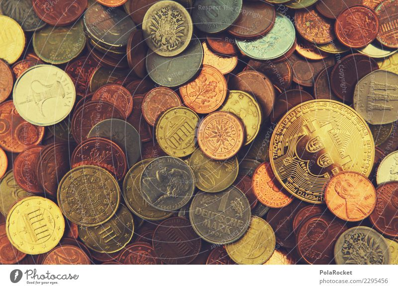 #A# Coins Sign Esthetic coins Cryptocurrency Money Financial institution Bank note Donation Financial difficulty Monetary capital Financial backer