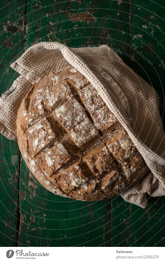 country bread Food Dough Baked goods Bread Nutrition Eating Breakfast Lunch Dinner Organic produce Vegetarian diet Fresh Healthy Delicious Baking Colour photo