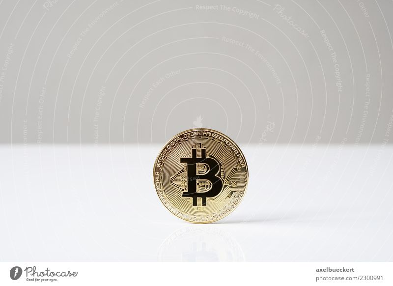 Bitcoin coin Economy Trade Financial Industry Stock market Business Information Technology Internet Hip & trendy Cryptocurrency Media hype Background picture
