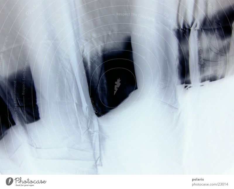 Blue Style Wrinkles Rag Negative Photographic technology