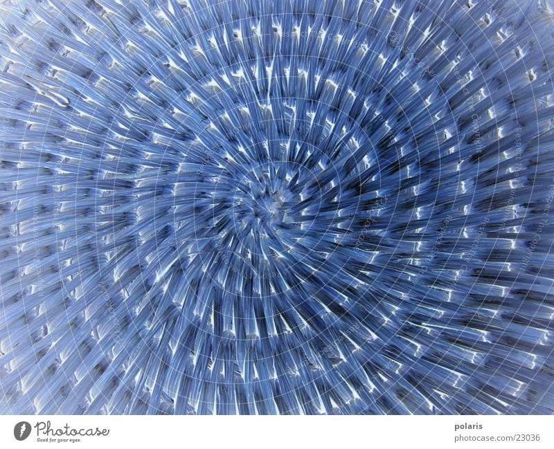 Blue Circle Photographic technology Plaited