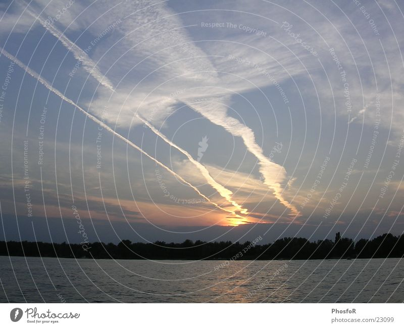 skipping hollow air Air Sunset Schiphol airport Covers (Construction) Water other downfall schematic diagram fly test Airport Silhouette