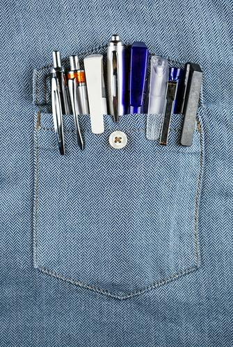 # S # Pen Hunter Profession Hunting Trade fair Many Excessive Funny Versatile White Shirt Collection Petit bourgeois Egotistical Creativity Idea concept