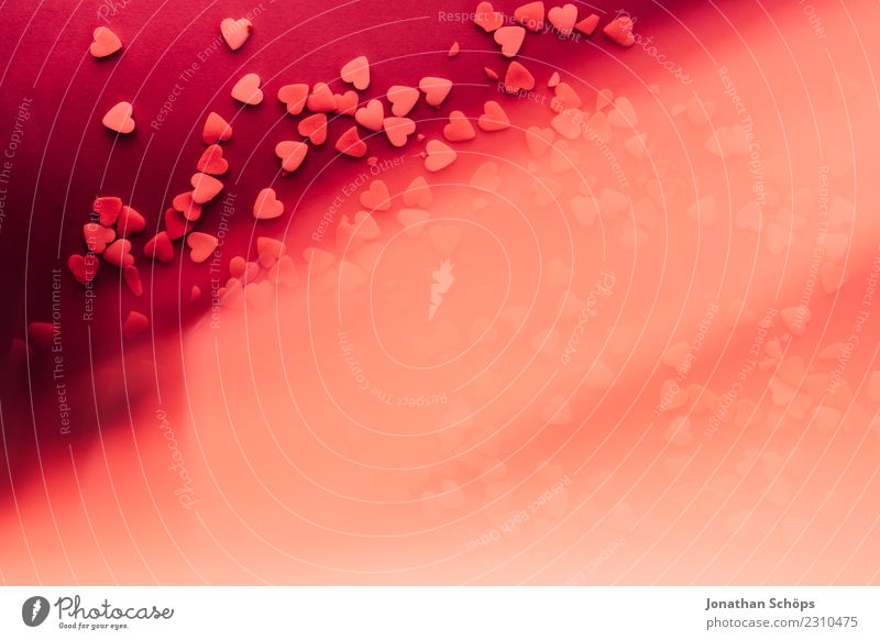 Hearts for Valentine's Day IV Red Eroticism Joy Background picture Love Emotions Pink Paper Violet Graphic Lovers Date Spring fever
