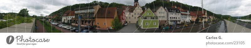 Water Architecture Large Panorama (Format) Allgäu