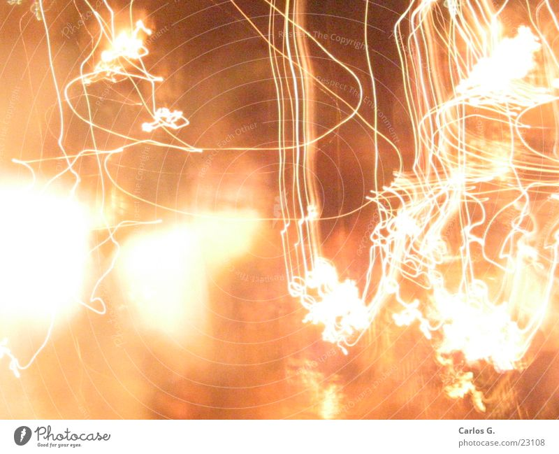 Too much Yellow Allgäu Fire-eater Historic Medieval times mead Gold Knight Markets Blaze Light painting