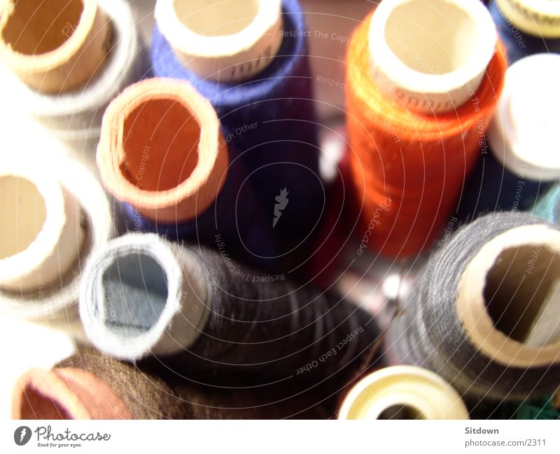 thread reels Sewing thread Leisure and hobbies