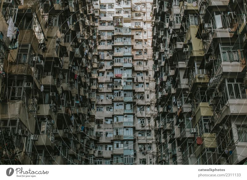 Hong Kong Architecture Vacation & Travel Town House (Residential Structure) Window Wall (building) Wall (barrier) Living or residing Tourist Attraction Target