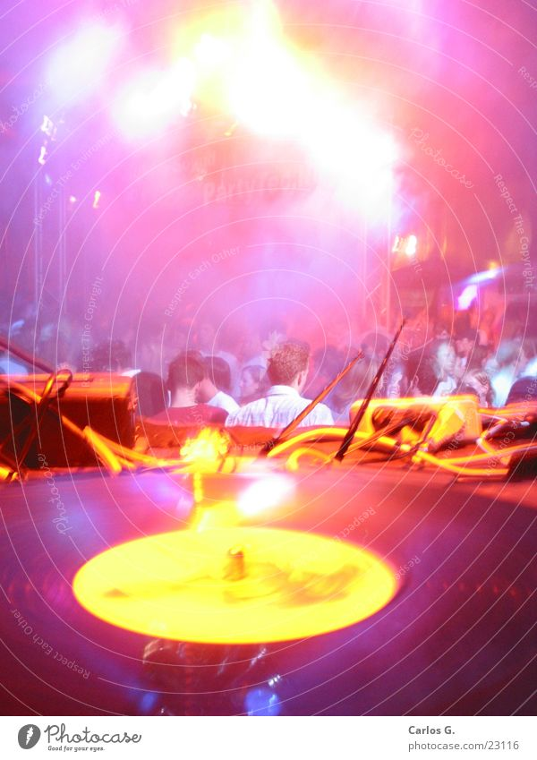 Party Dance Fog Disco Obscure Event Record Techno Night life Hip-hop