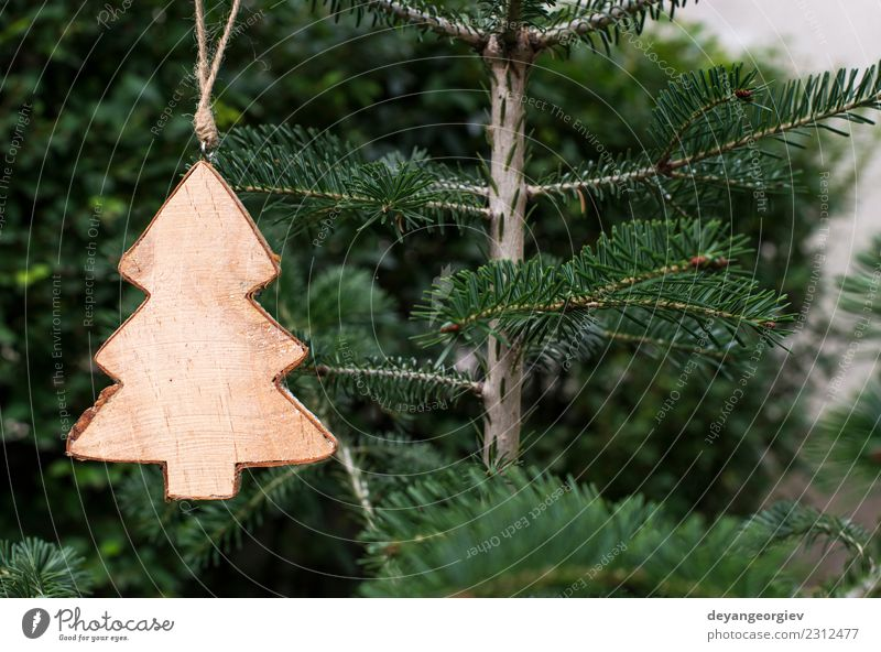 Christmas fir shape Design Winter Decoration Feasts & Celebrations Christmas & Advent Nature Tree Paper Wood New Green White christmas background hooked branch